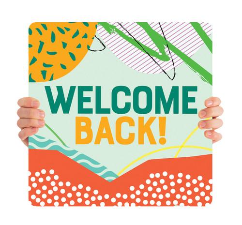 ReOpen Handheld - Scrapbook - Welcome Back