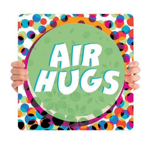 ReOpen Handheld - Comic Dots - Air Hugs
