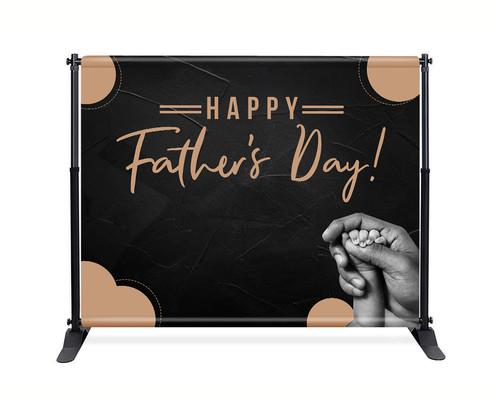 Backdrop - F005 Happy Father's Day