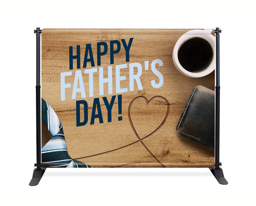 Backdrop - F012 Happy Father's Day