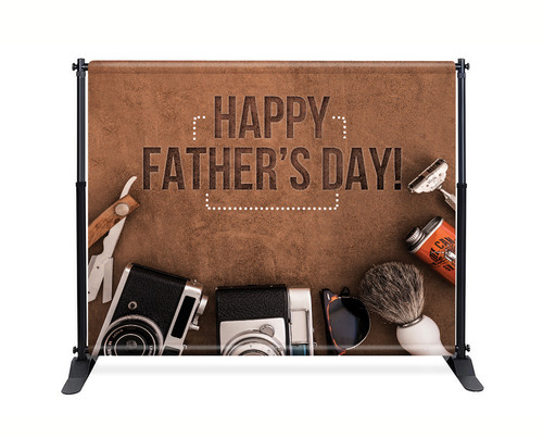 Backdrop - F013 Happy Father's Day