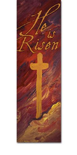 E006 He Is Risen Paint