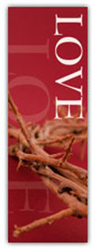 PB012 Red Thorns Love