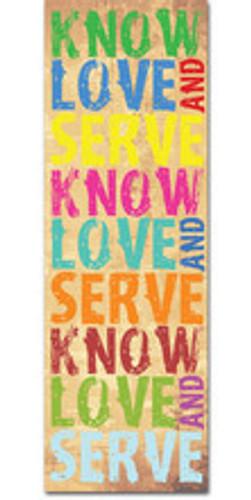 SM003 Know Love Serve