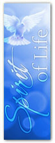 TRN010 Spirit of Life Blue