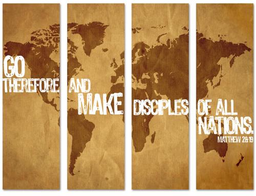 BC110 Make Disciples