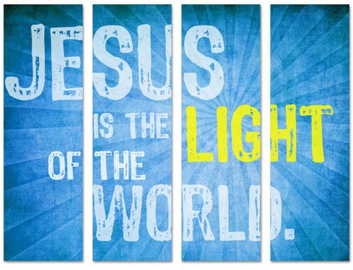BC115 Light of the World