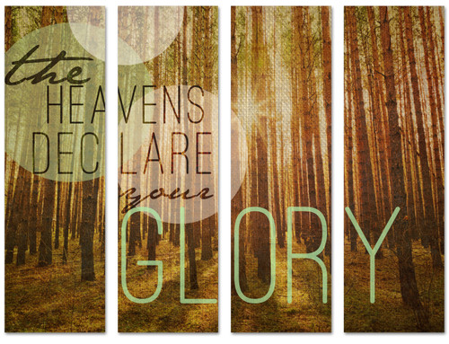 BC090 Heavens Declare Your Glory
