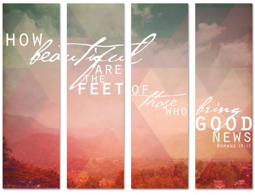 BC088 Beautiful Feet