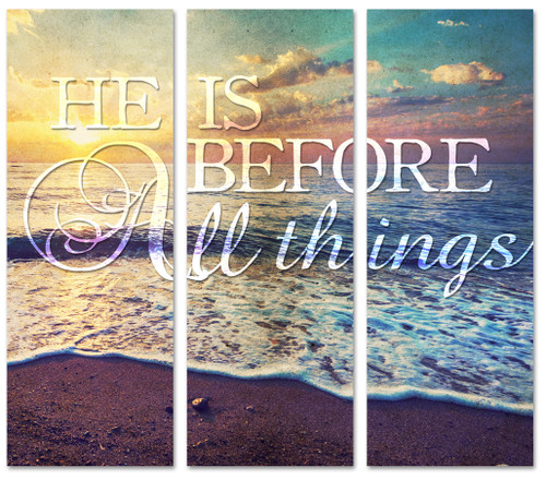 BC054 Before All Things