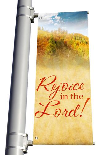 Light Pole Banner - Fall Harvest 8 DS