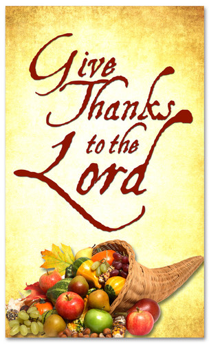 Give Thanks - Fall- HB001 xw