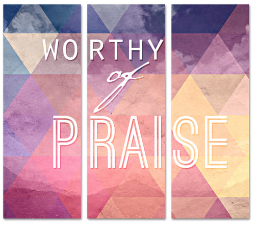 BC062 Worthy of Praise