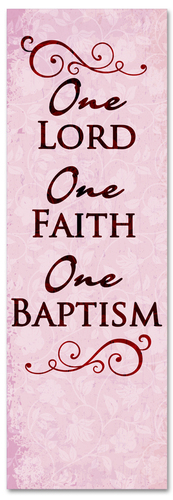 B010 One Baptism Purple 2