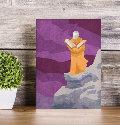 8x10 wall decor on canvas