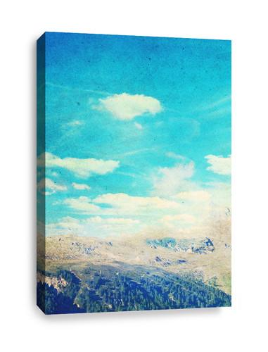 Mountain Canvas Print for Christian church - Part 1