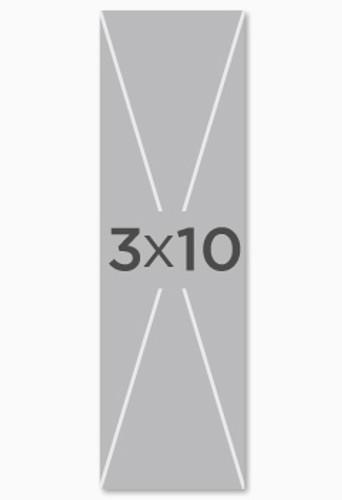 3x10 custom church banner