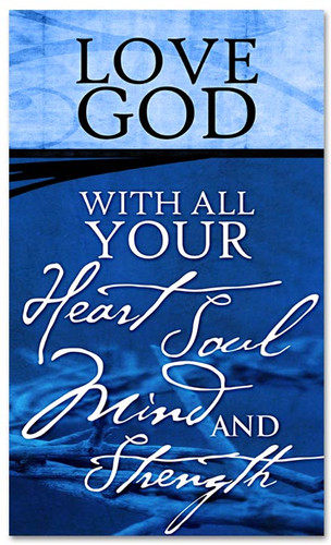 LG05 Love God All - Blue xw
