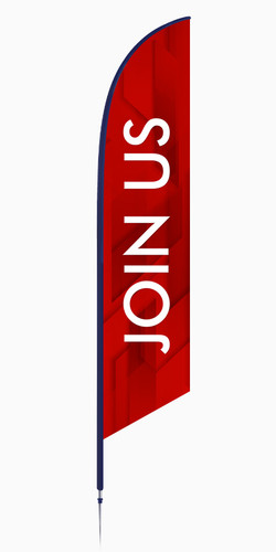 Feather - Outdoor Banner B86 VF
