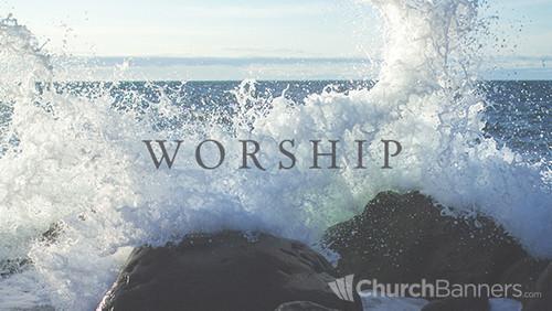 church media still worship
