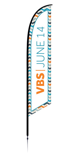 VBS Feather Arrow Pattern - Date