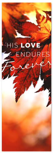 His Love Endures Forever HB131