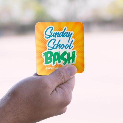 Square Invite Cards