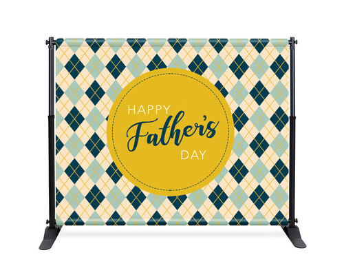 Father's Day Backdrop