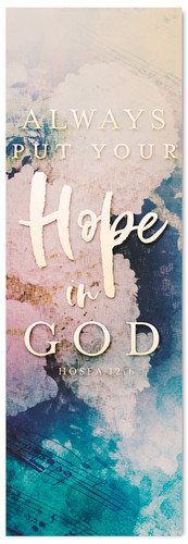 Always Put Your Hope - SW062