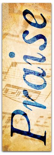 Classic Notes - Praise Blue - WS022
