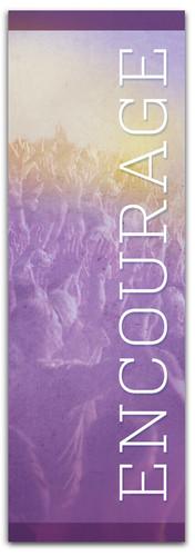 CN002 Encourage Purple