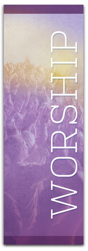 CN006 Worship Purple