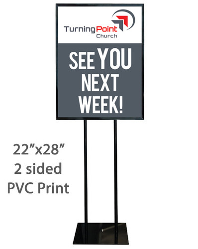 optional PVC insert (double sided)