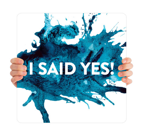 Blue Splash - I Said Yes - BHH010