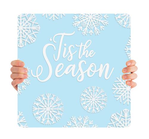 Blue Snowflake - Tis the Season - CHH010