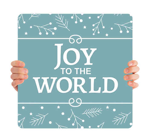 Blue Twigs - Joy to the World - CHH041