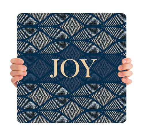 Blue Medallion - Joy - CHH055