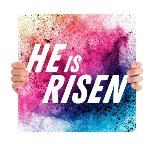 Easter Powder - He is Risen HHE0249