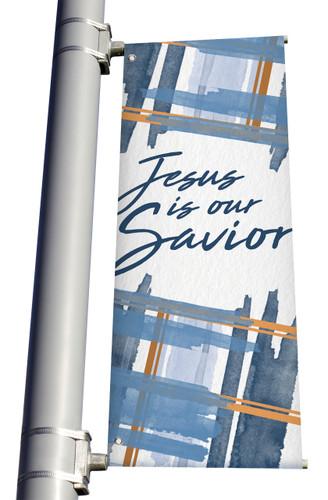 Pole Banner Easter