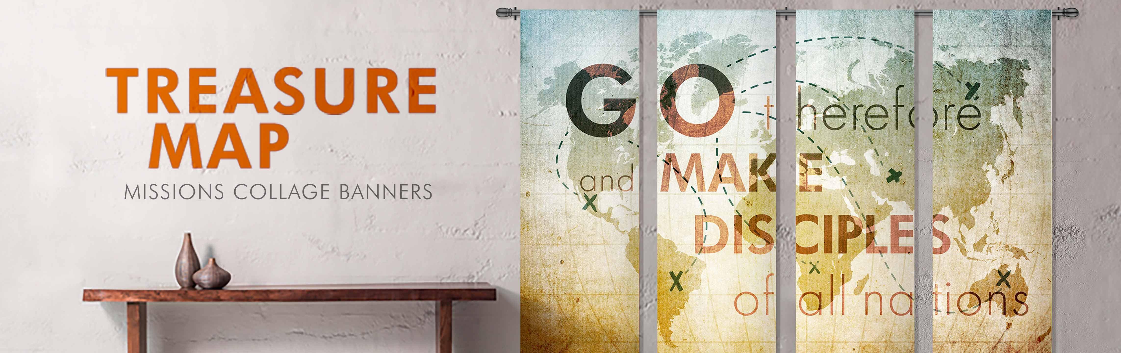 fabric church banners