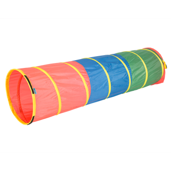 Find Me 6FT Tunnel - Blue / Green / Red / Yellow