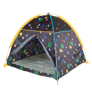 Galaxy with Glow n' the Dark Stars Play Tent