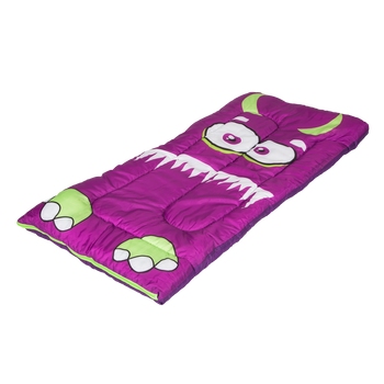 Izzy The Friendly Monster Sleeping Bag