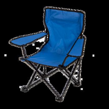 Sapphire Blue Super Chair