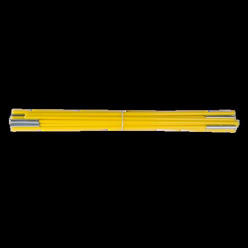 135 Inch Fiber Glass Poles