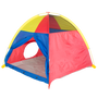 Hide-Me Red, Blue,Yellow Tent + Tunnel Play Combo