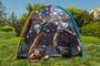 Galaxy with Glow n' the Dark Stars Play Tent