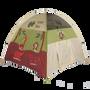 Jungle Safari Tent + Tunnel Play Combo