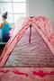 Pink Camo Bed Tent