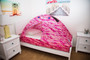 Pink Camo Bed Tent